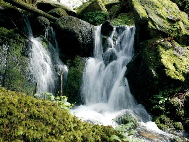 Gaishöll Wasserfälle