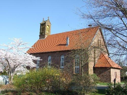 Kirche Schönbronn
