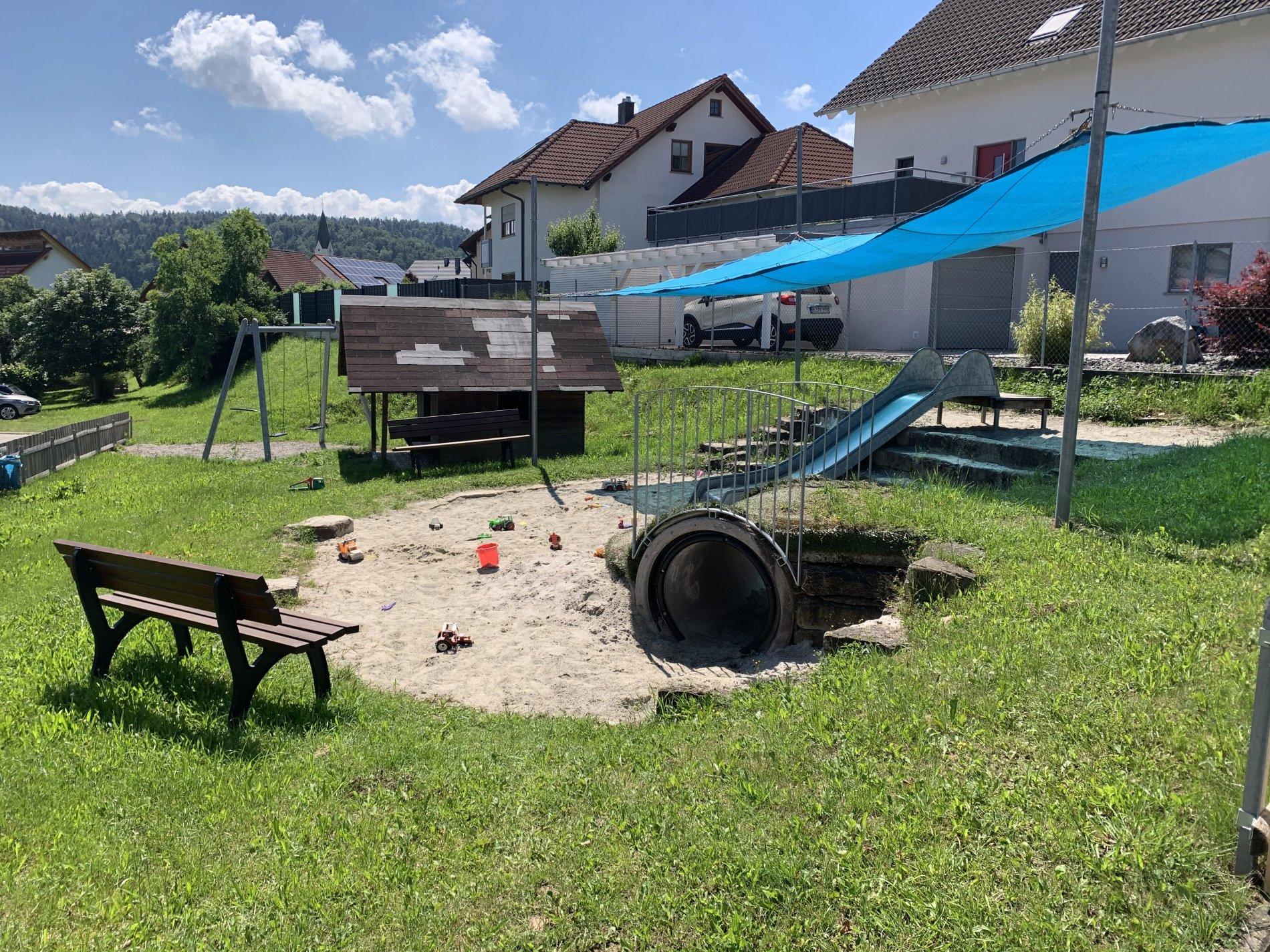 """Spielplatz """"Hofwiesen"""""""