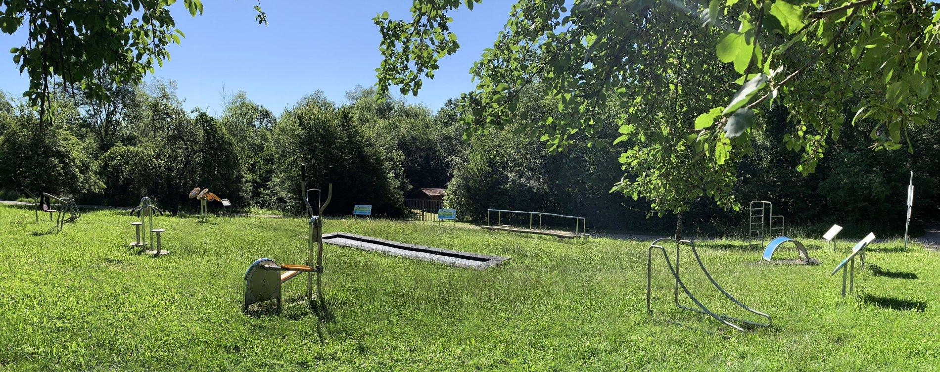 Generationenpark Pfingsthalde