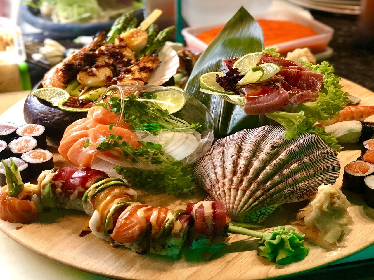 Soki Garden außergewöhnliche Gerichte