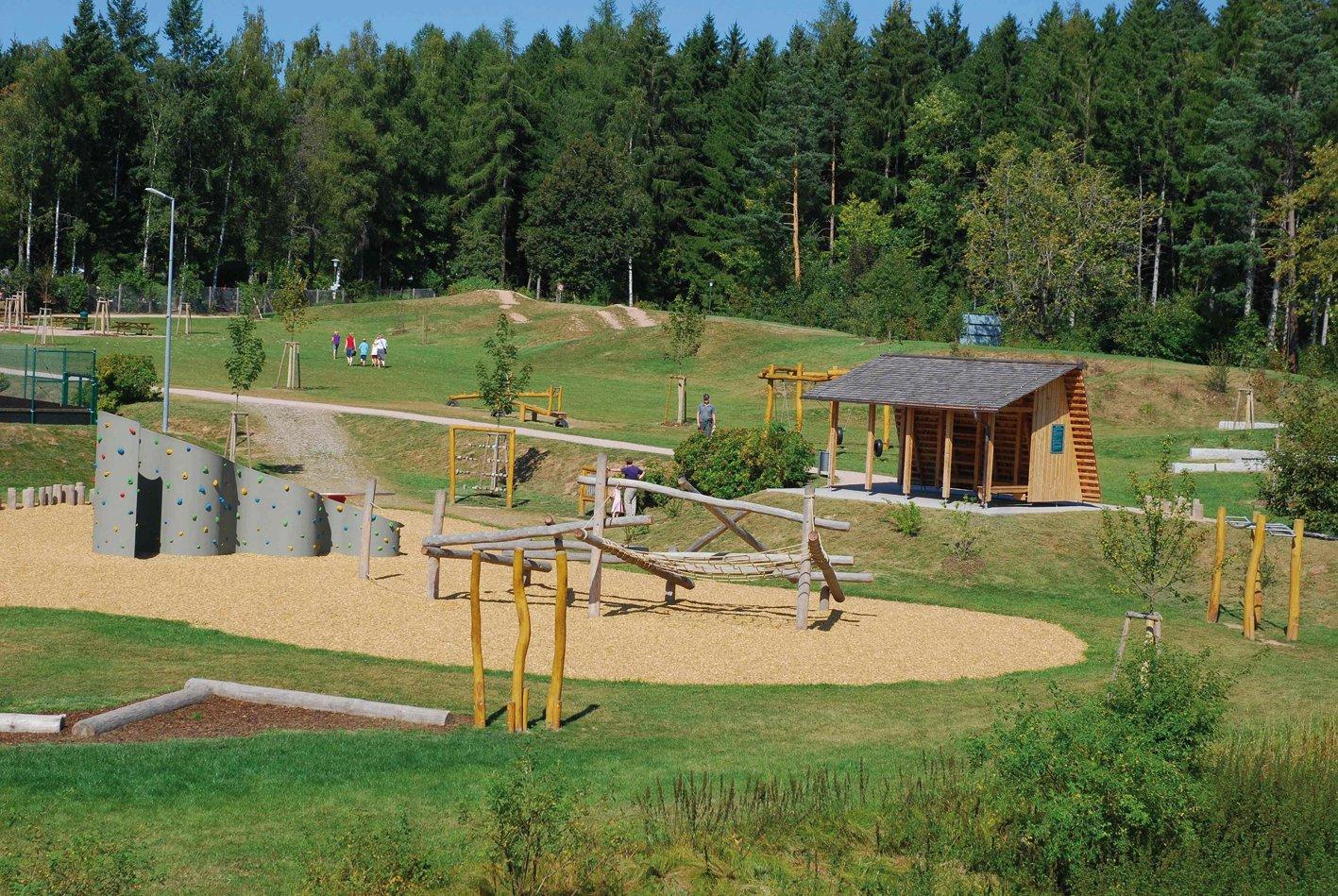 Natursportpark Vitalparcours