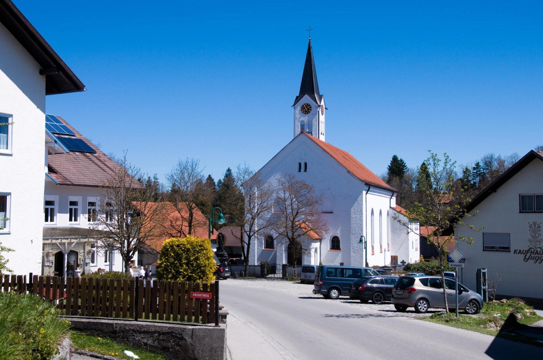 Kirche St. Oswald, Görisried