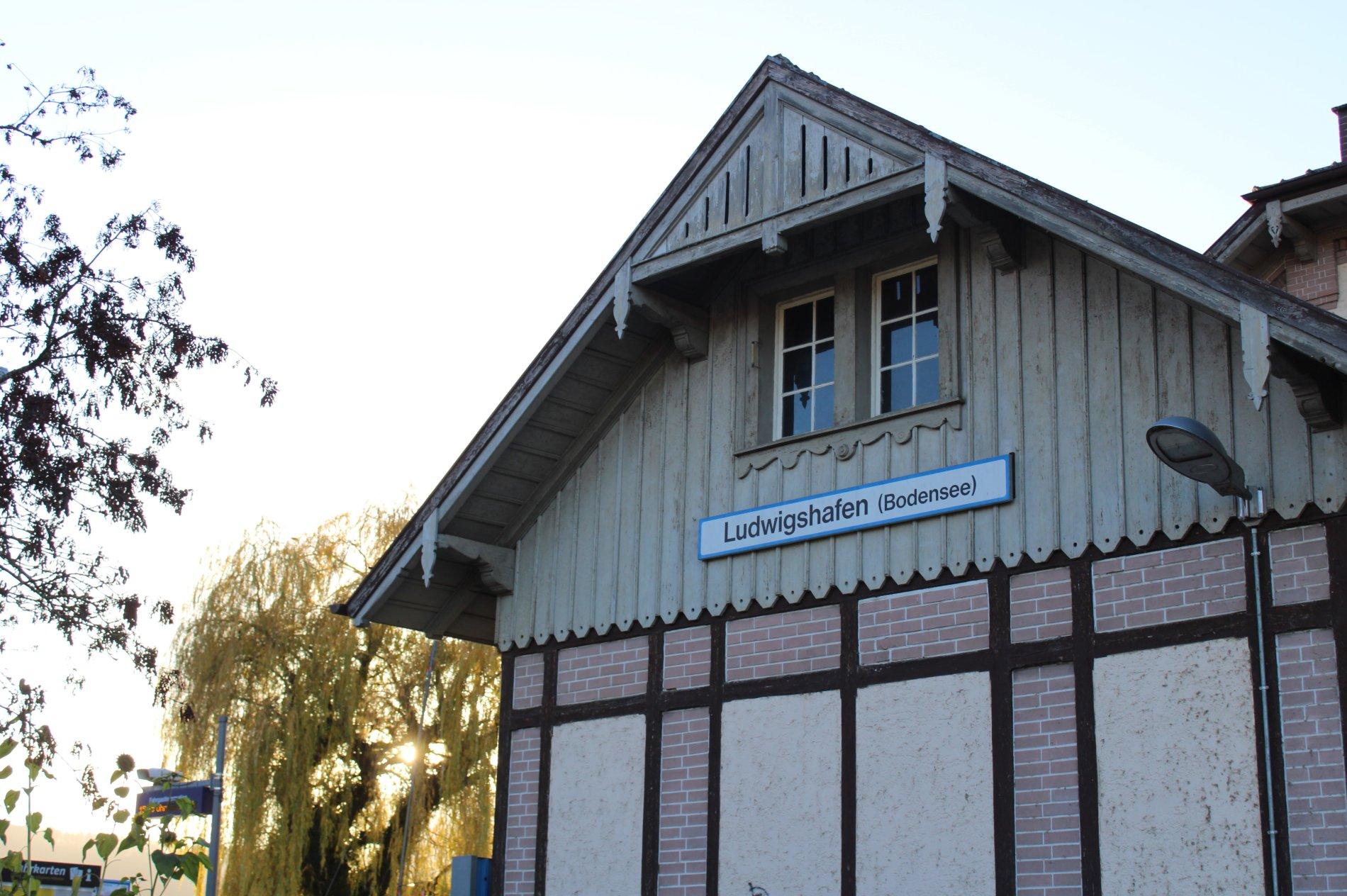 Bahnhof Ludwigshafen
