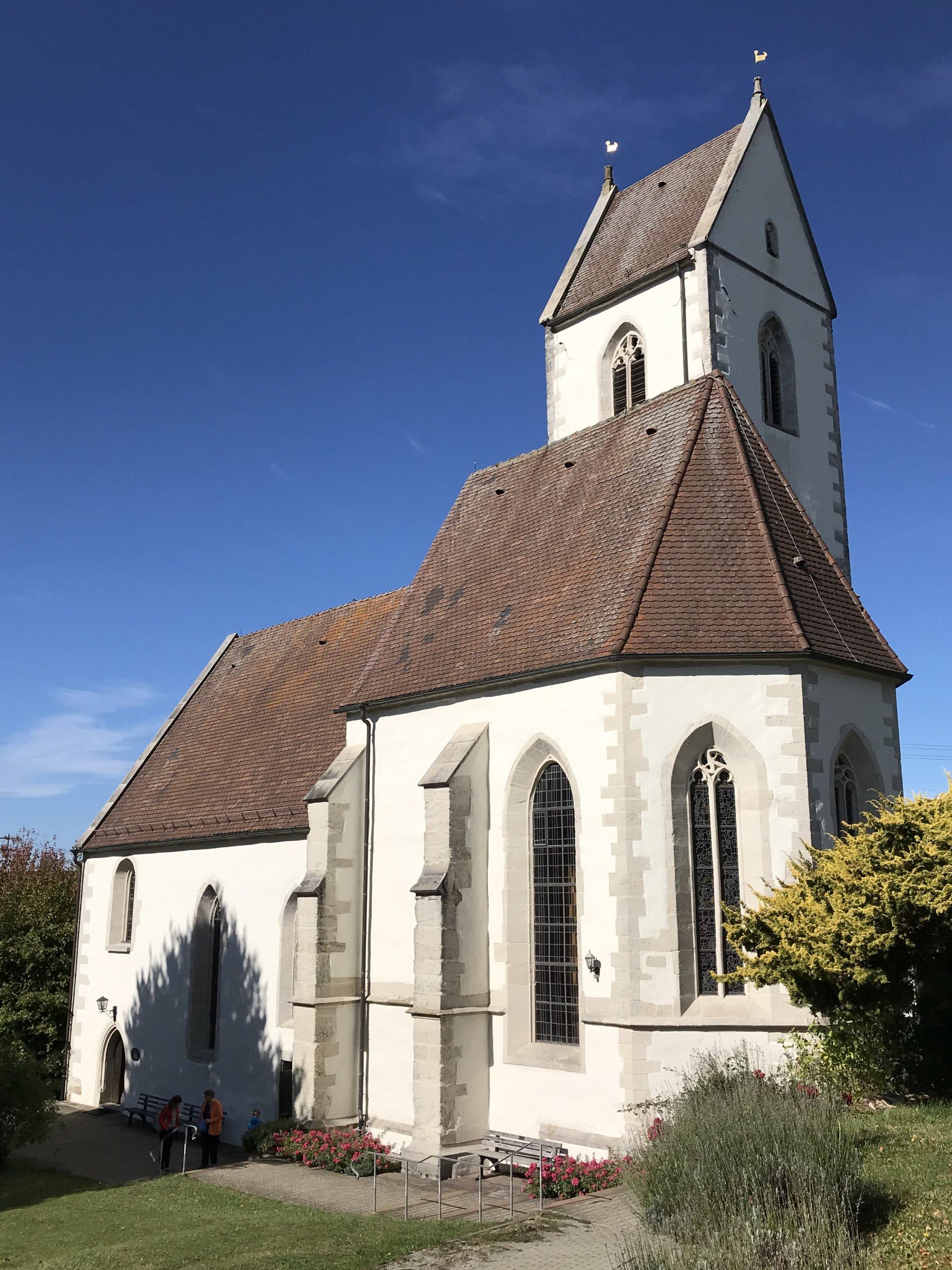 Martinskirche Isingen