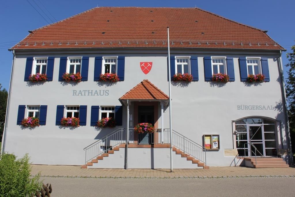 Rathaus Dormettingen