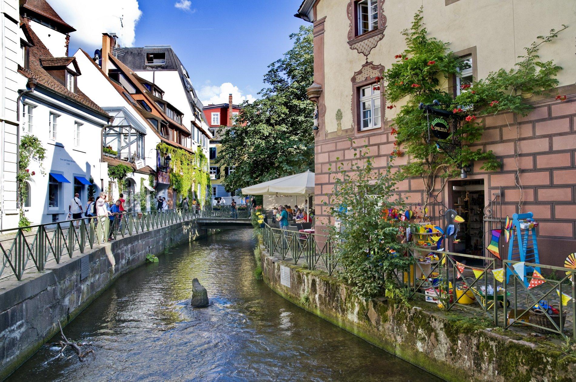 Freiburg Obere Altstadt