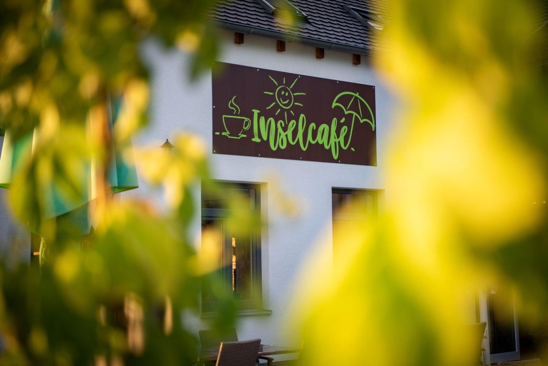 Willkommen im Inselcafé Bad Abbach.