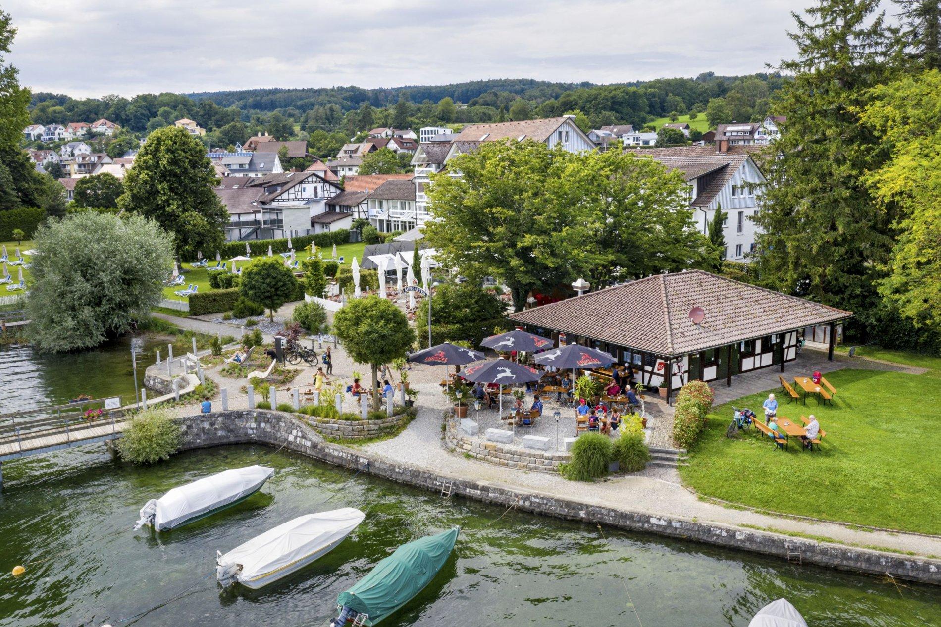 Biergarten Ufer 24