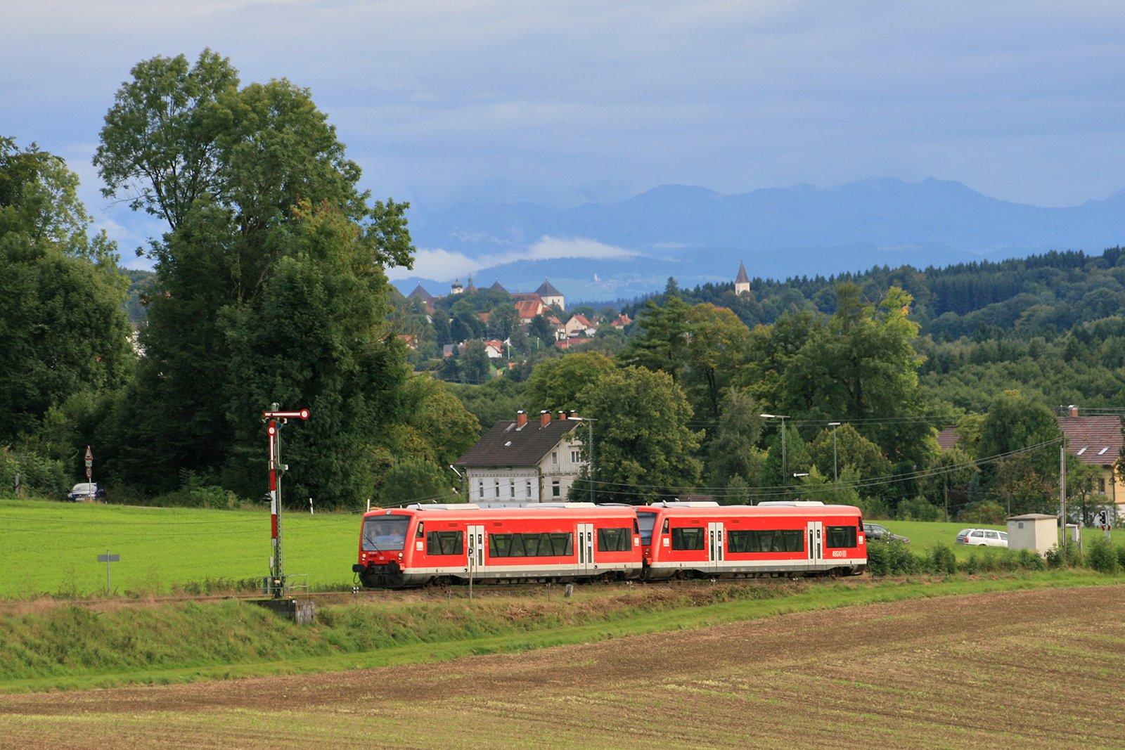 Eisenbahnromantik Oberschwaben