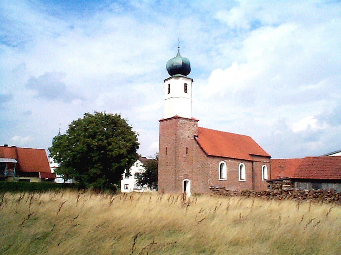 Kirche St Korona Koppenwall