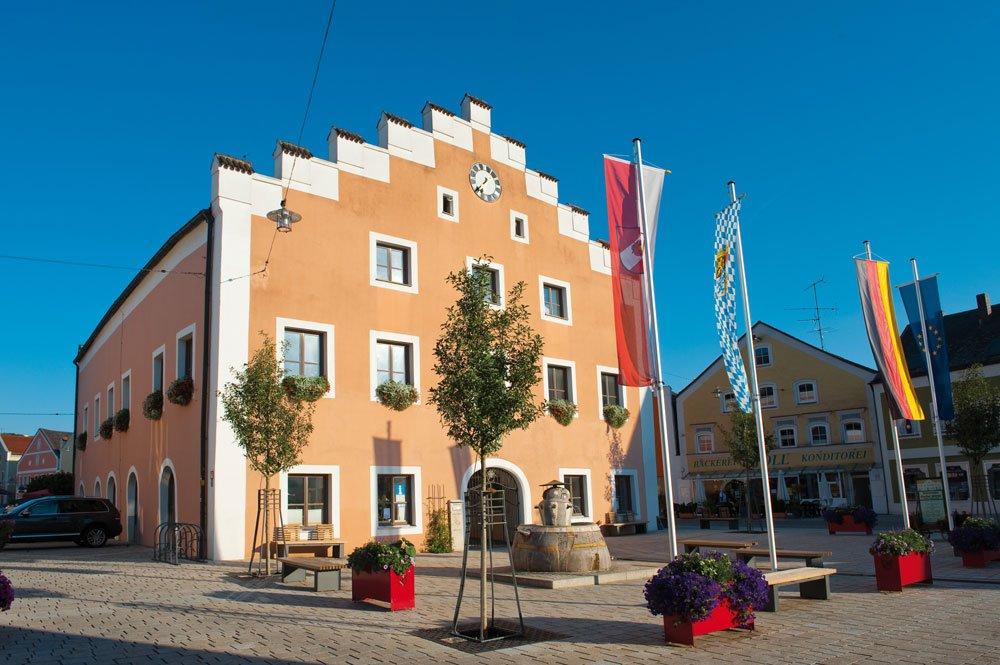 Rathaus in Dietfurt