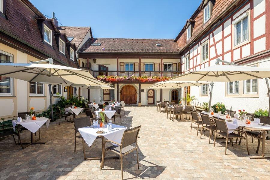 Hotel Schloss Döttingen Braunsbach-Döttingen