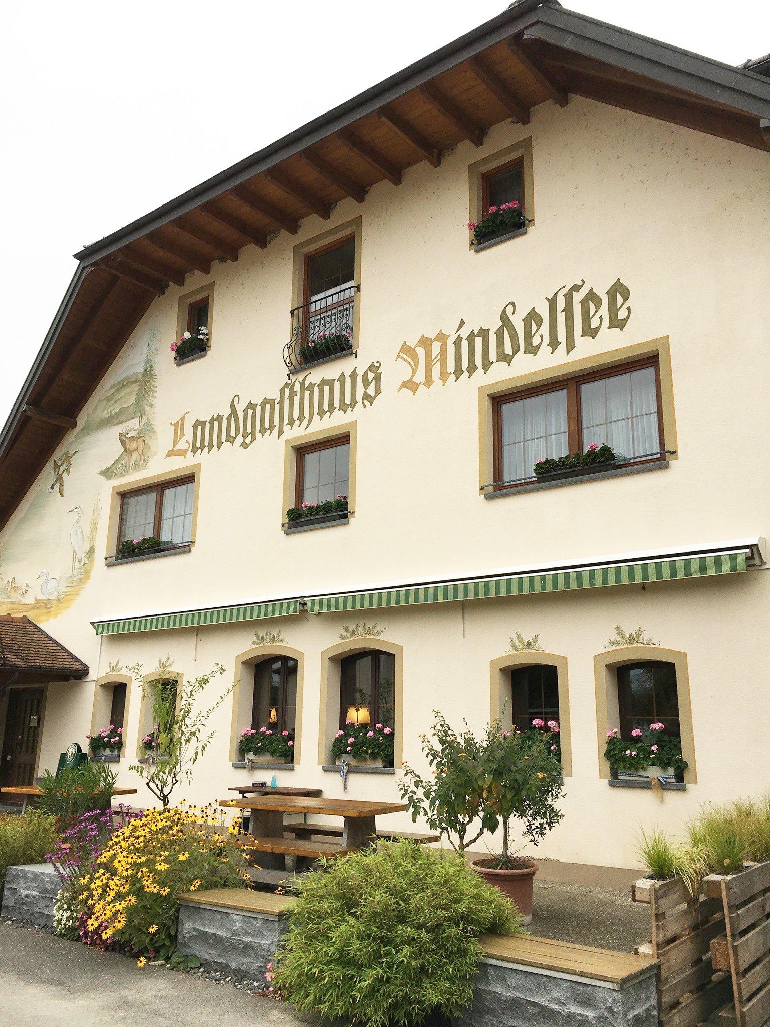Restaurant Hotel Mindelsee