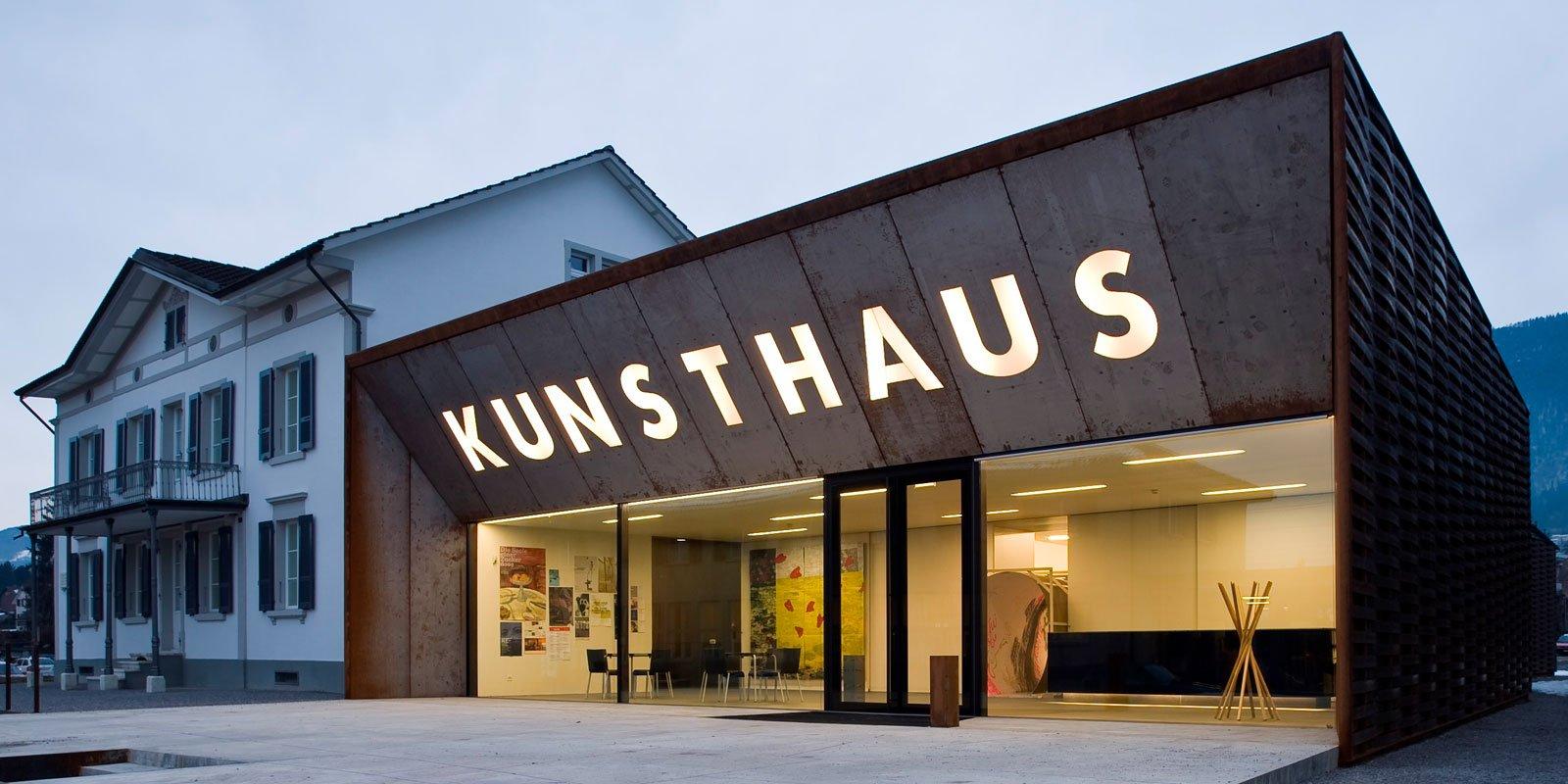 Kunsthaus Grenchen Aussen