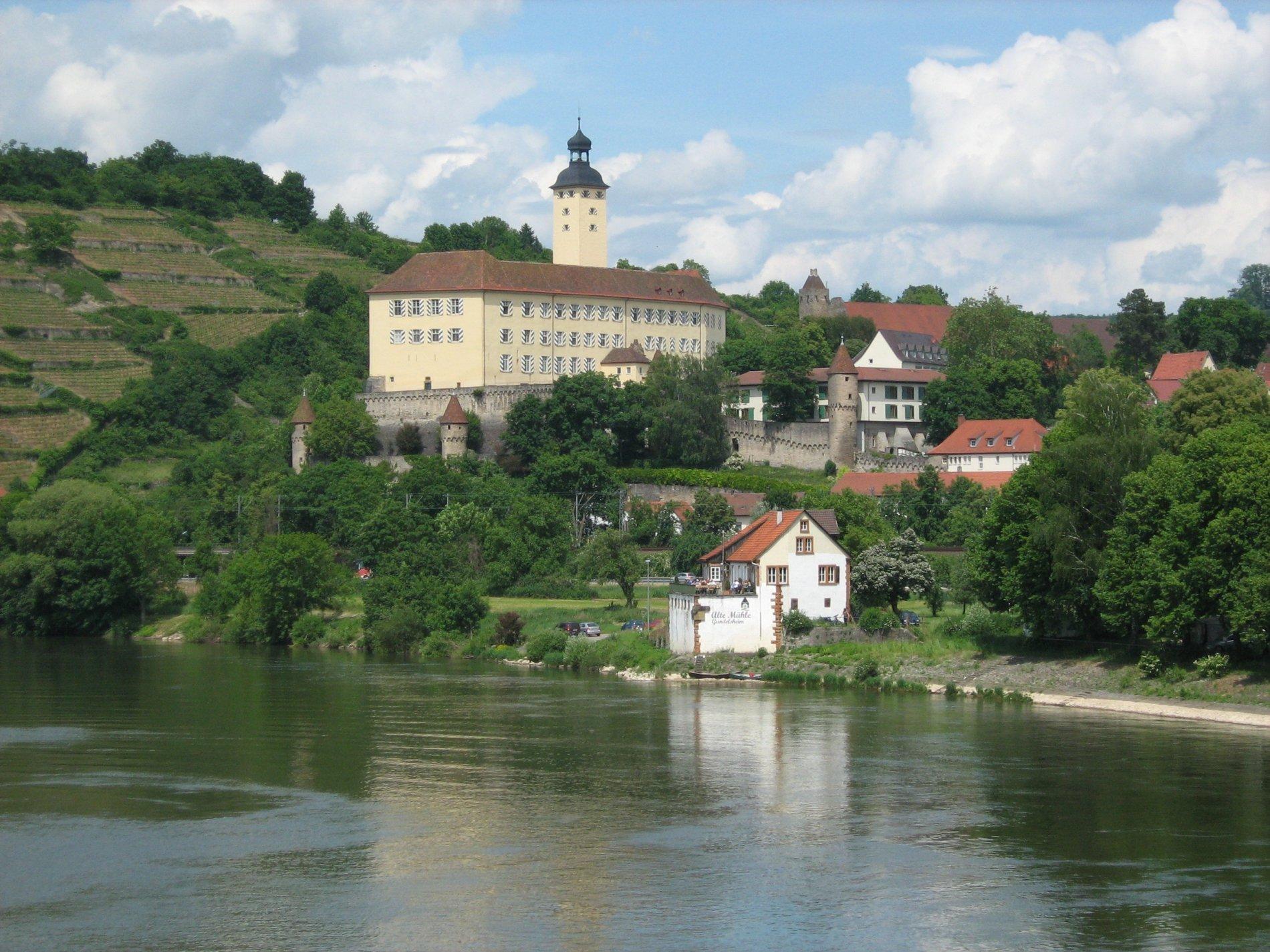 Schloss Horneck | Gundelsheim am Neckar | HeilbronnerLand
