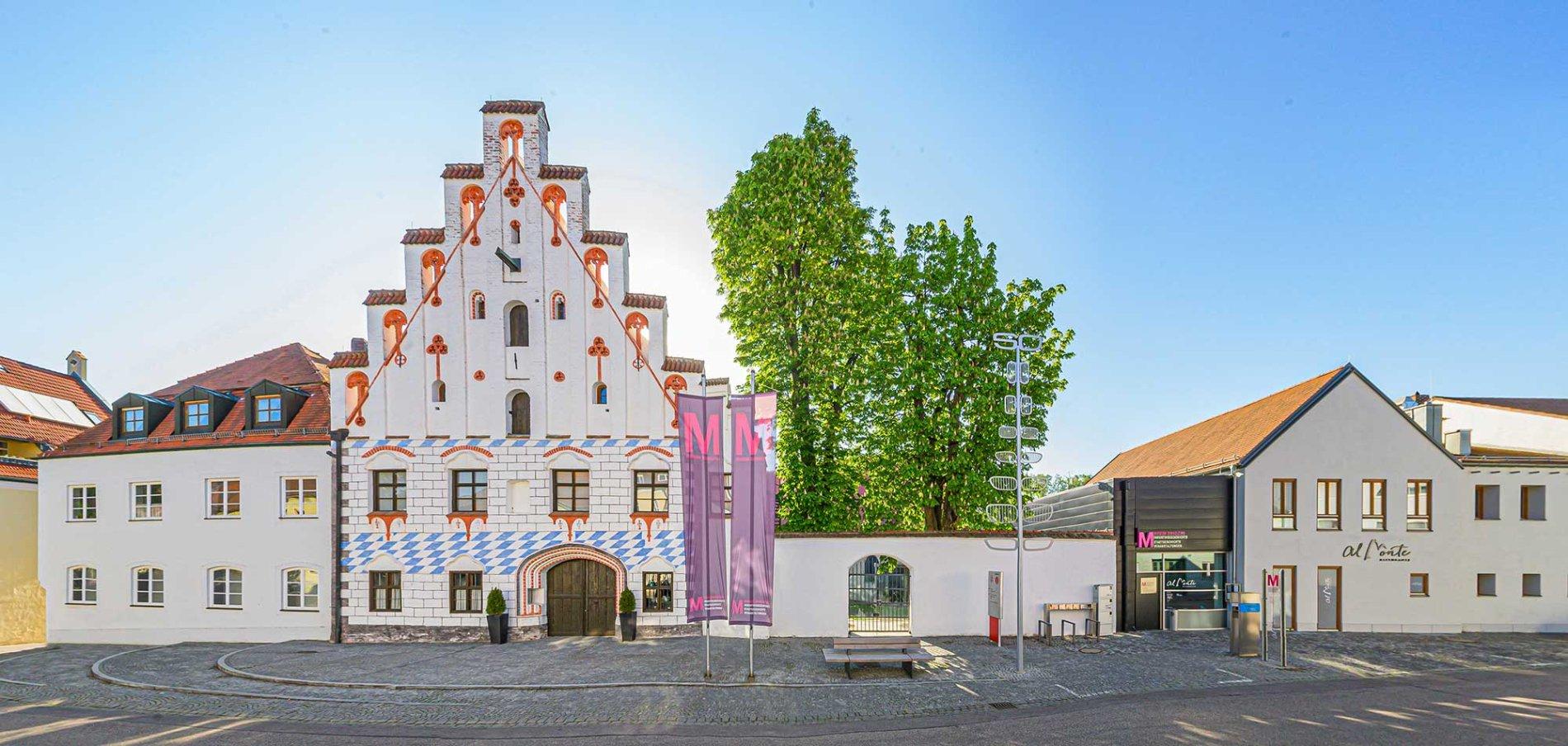 Das Museum in Dingolfing