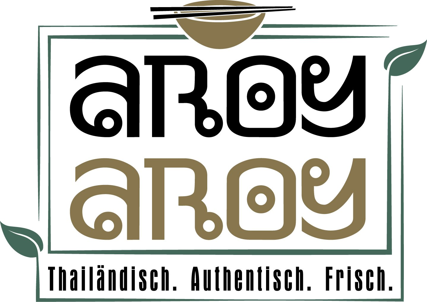 Aroy Aroy Logo