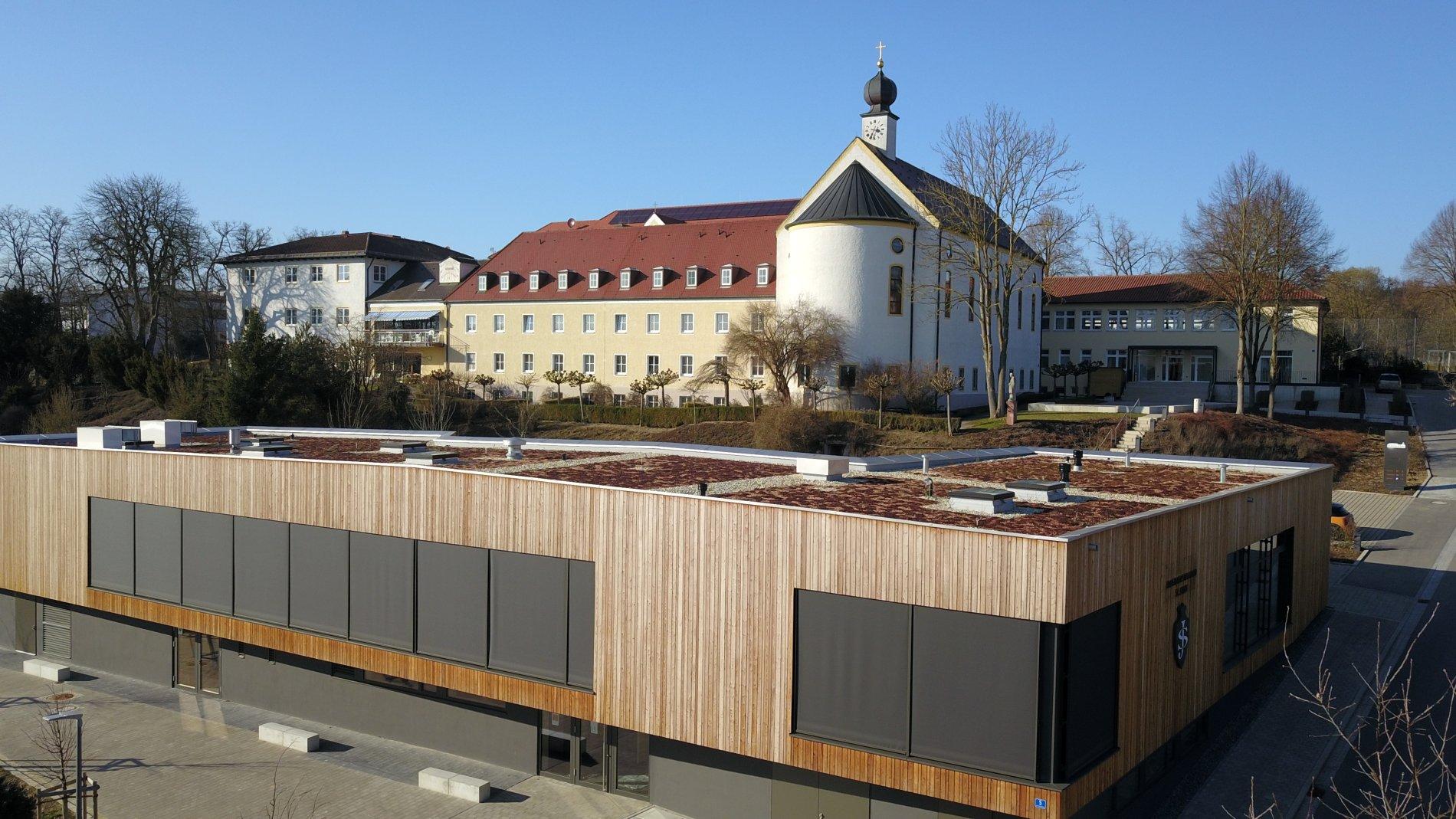 Kupferkessel in der Schaubrauerei Kloster Furth