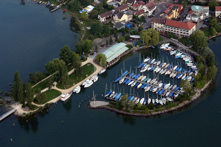 Yachtclub Immenstaad Landesteg