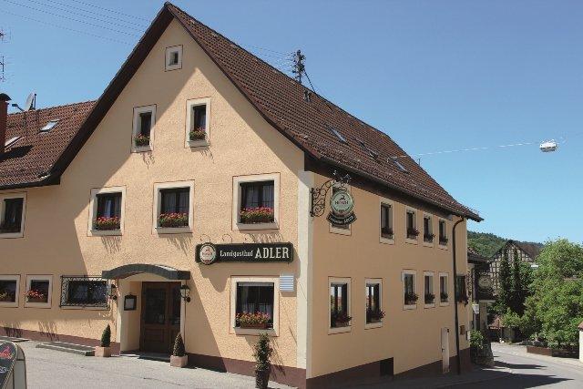 Landgasthof Adler Liggeringen