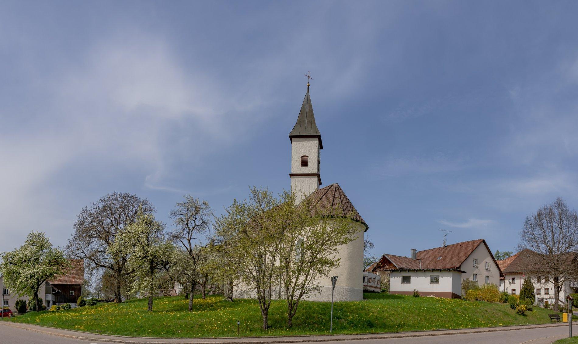 Johanneskapelle Oberalpfen