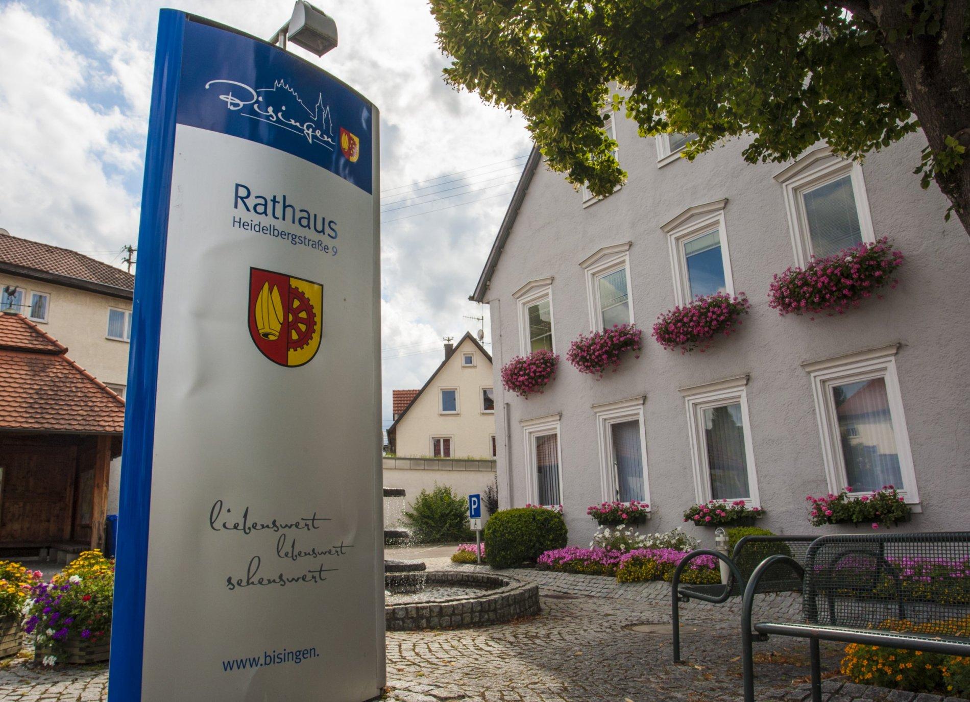Rathaus Bisingen