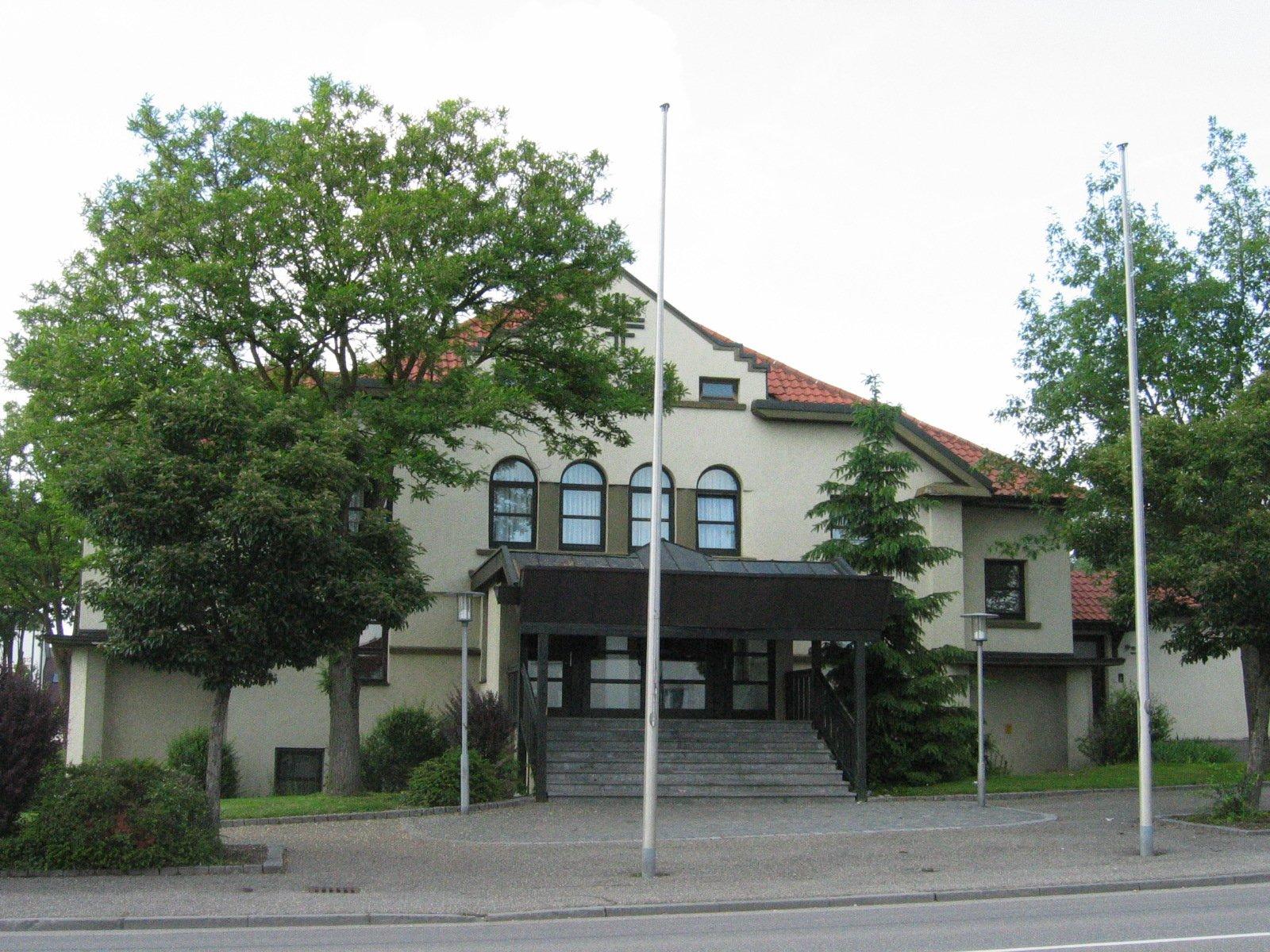 Buchbühlhalle