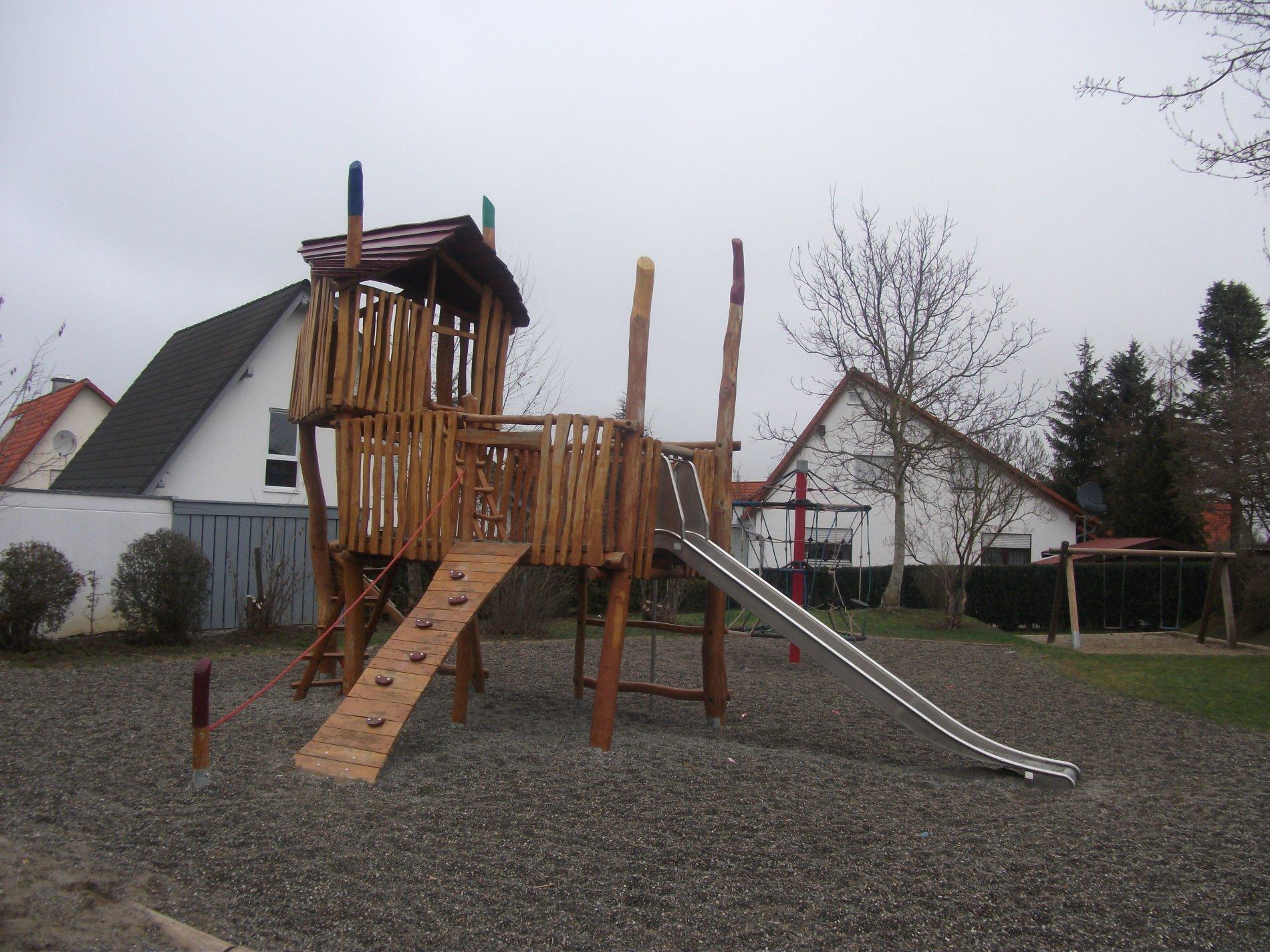 Spielplatz Lechtleitnerweg