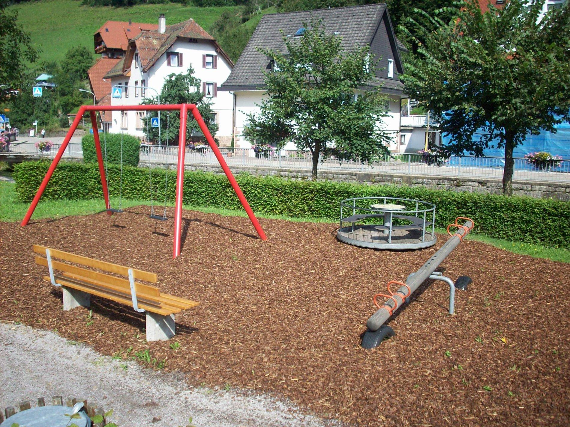 Kinderspielplatz Kimmigseppenmatt