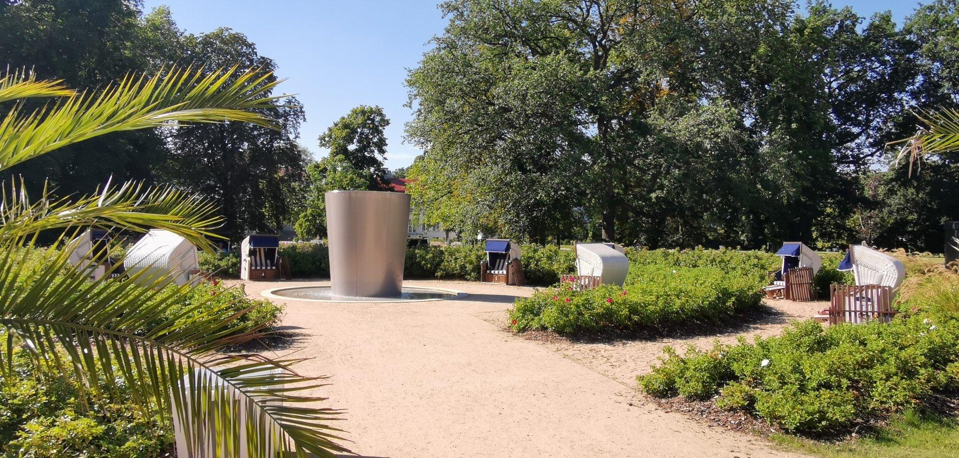 Kurpark und Landschaftsgarten Bad Salzuflen
