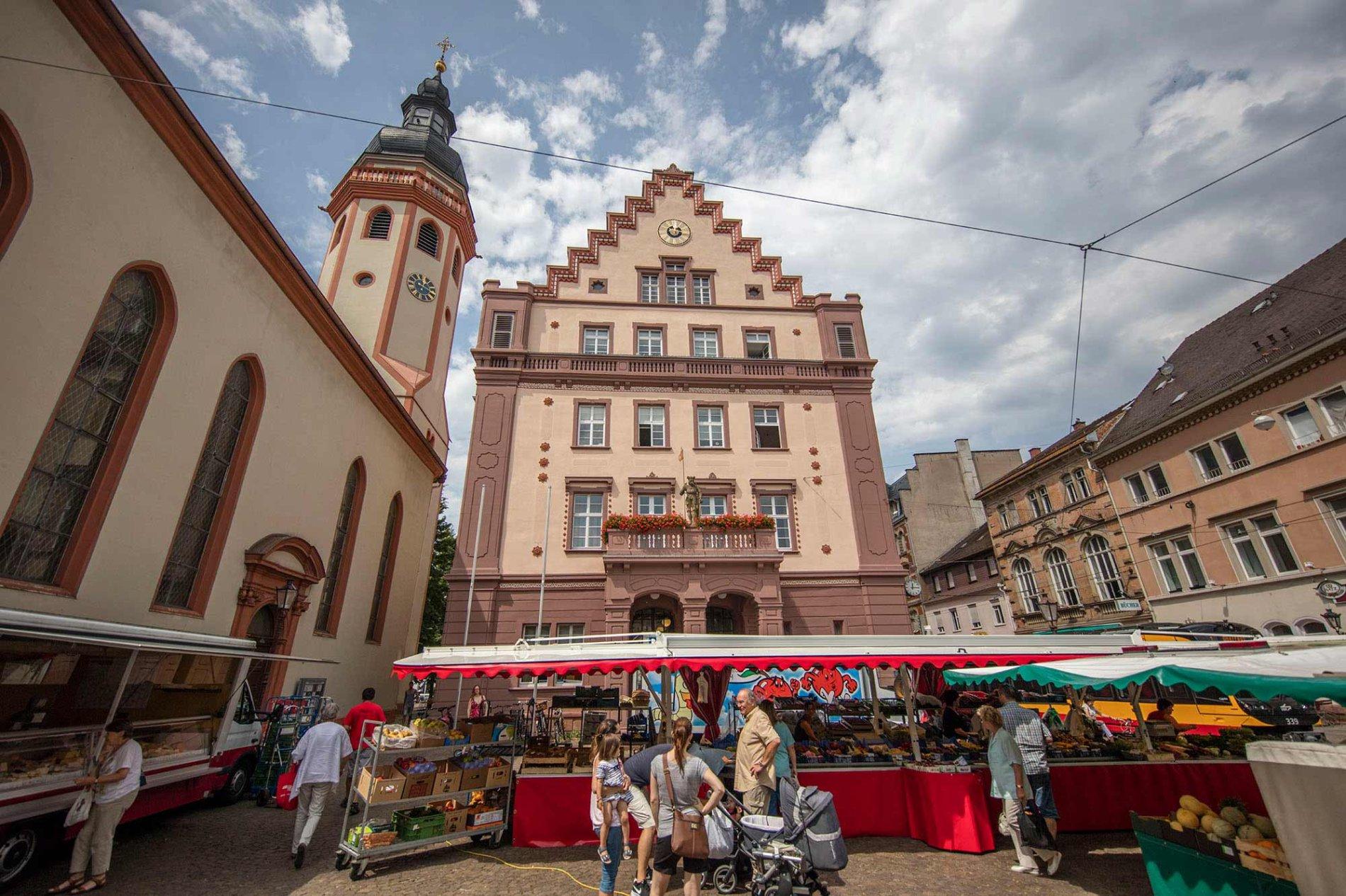 Durlacher Markt