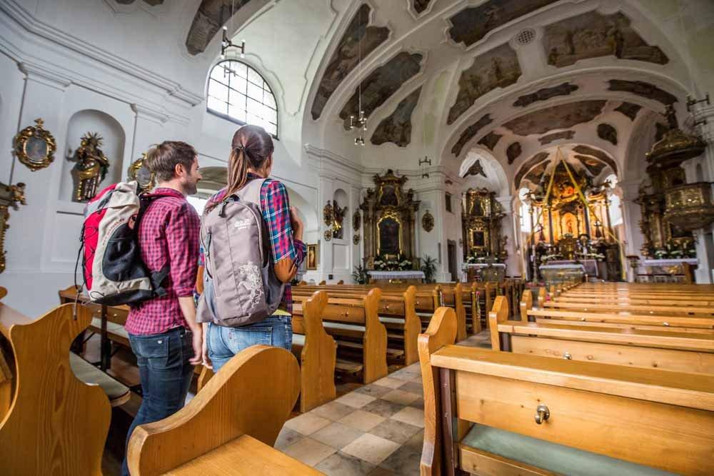 Klosterkirche St. Felix in Neustadt a.d. Waldnaab.