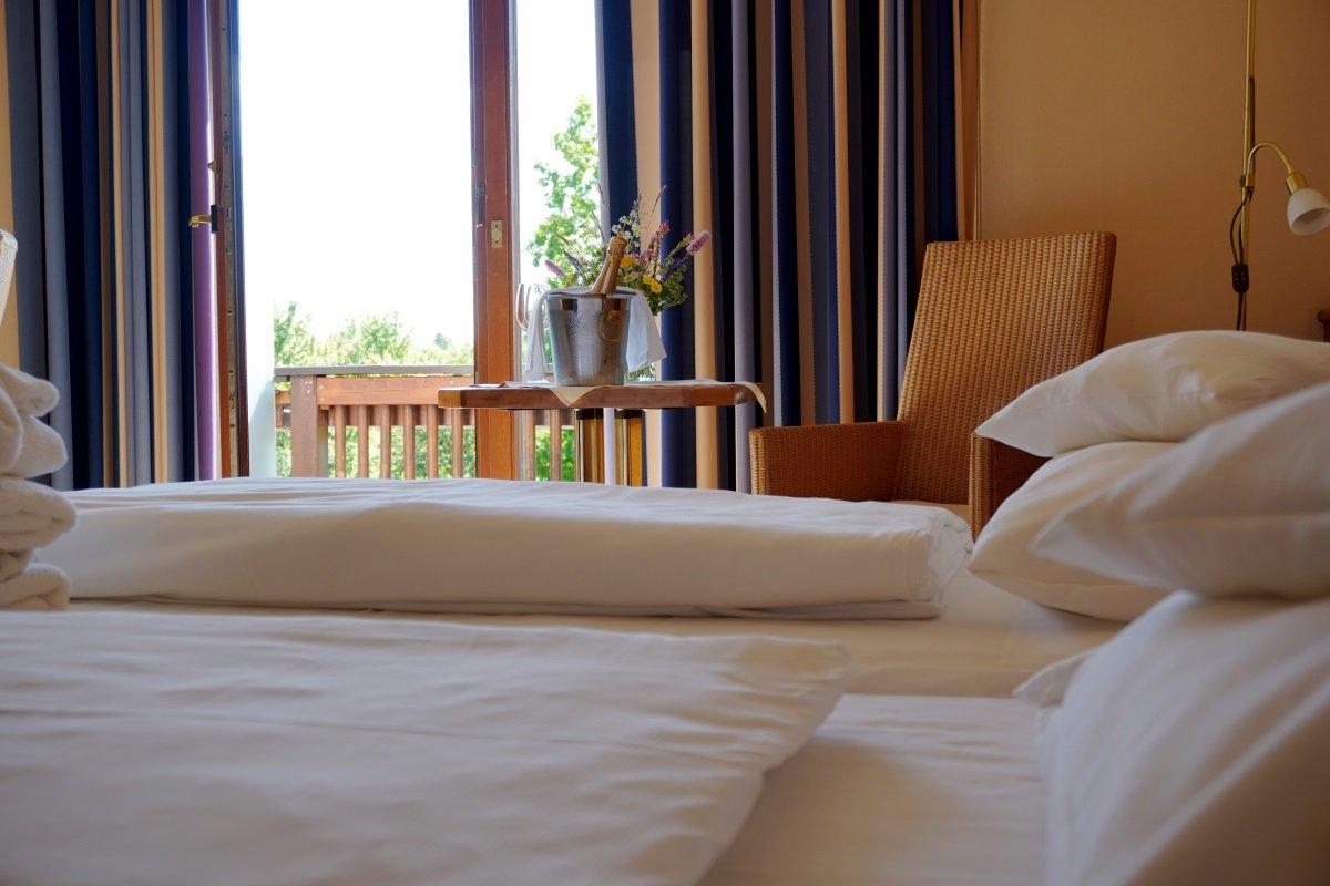 Flair Park-Hotel Ilshofen Doppelzimmer