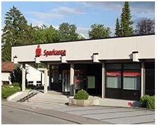 Gebäude Sparkasse Zollernalb in Haigerloch