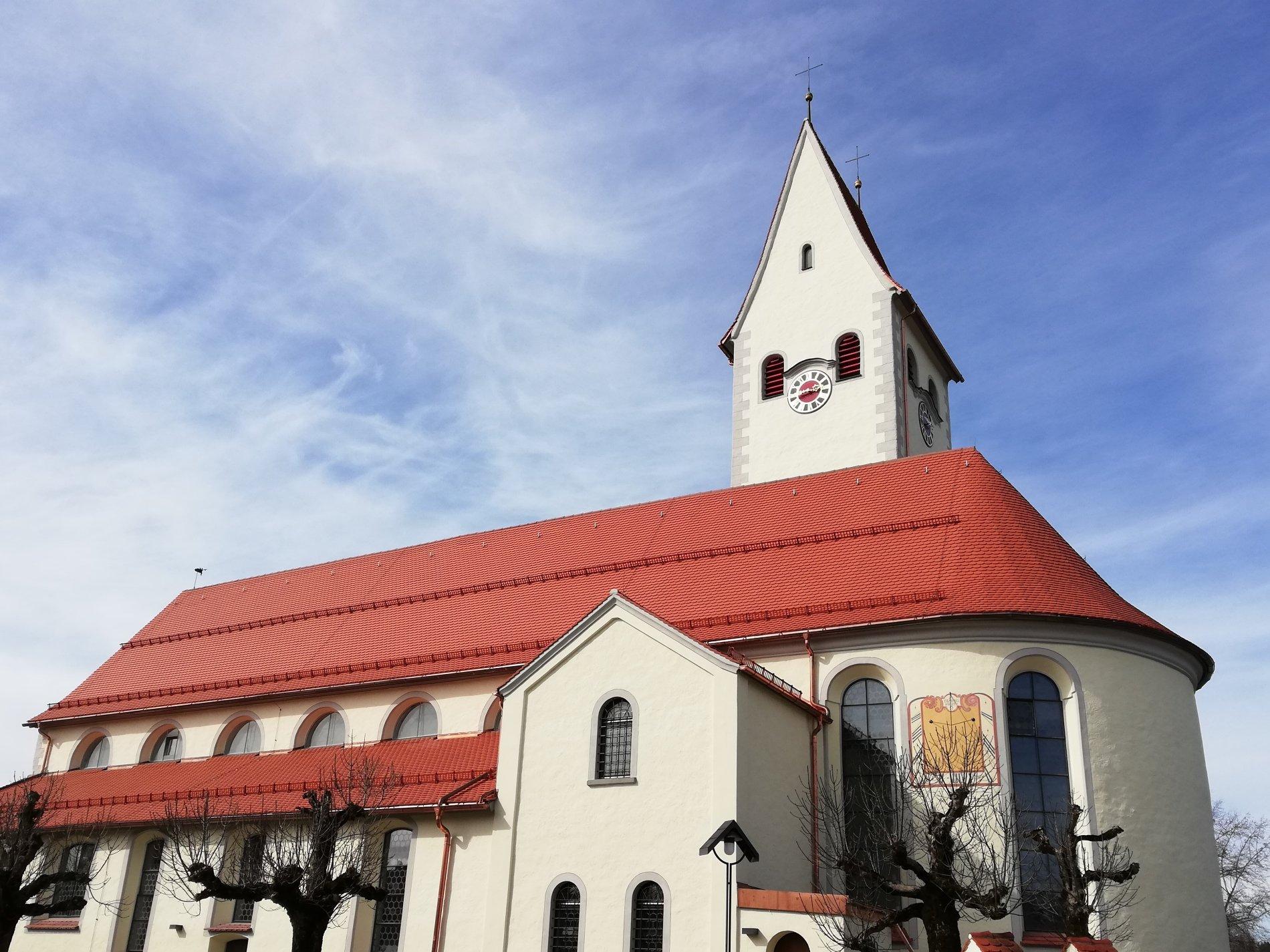 St. Johannes + St. Mauritius
