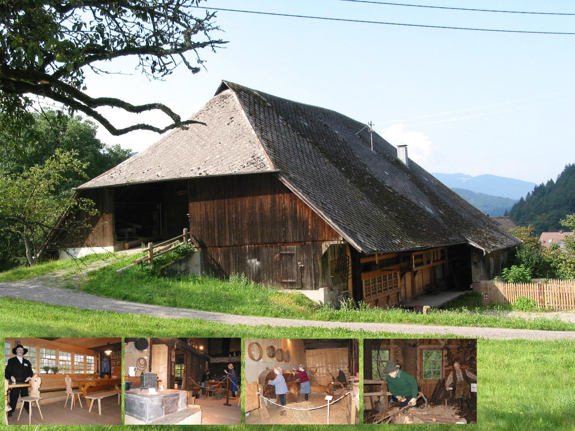 Hansmeyerhof Heimatmuseum in Buchenbach