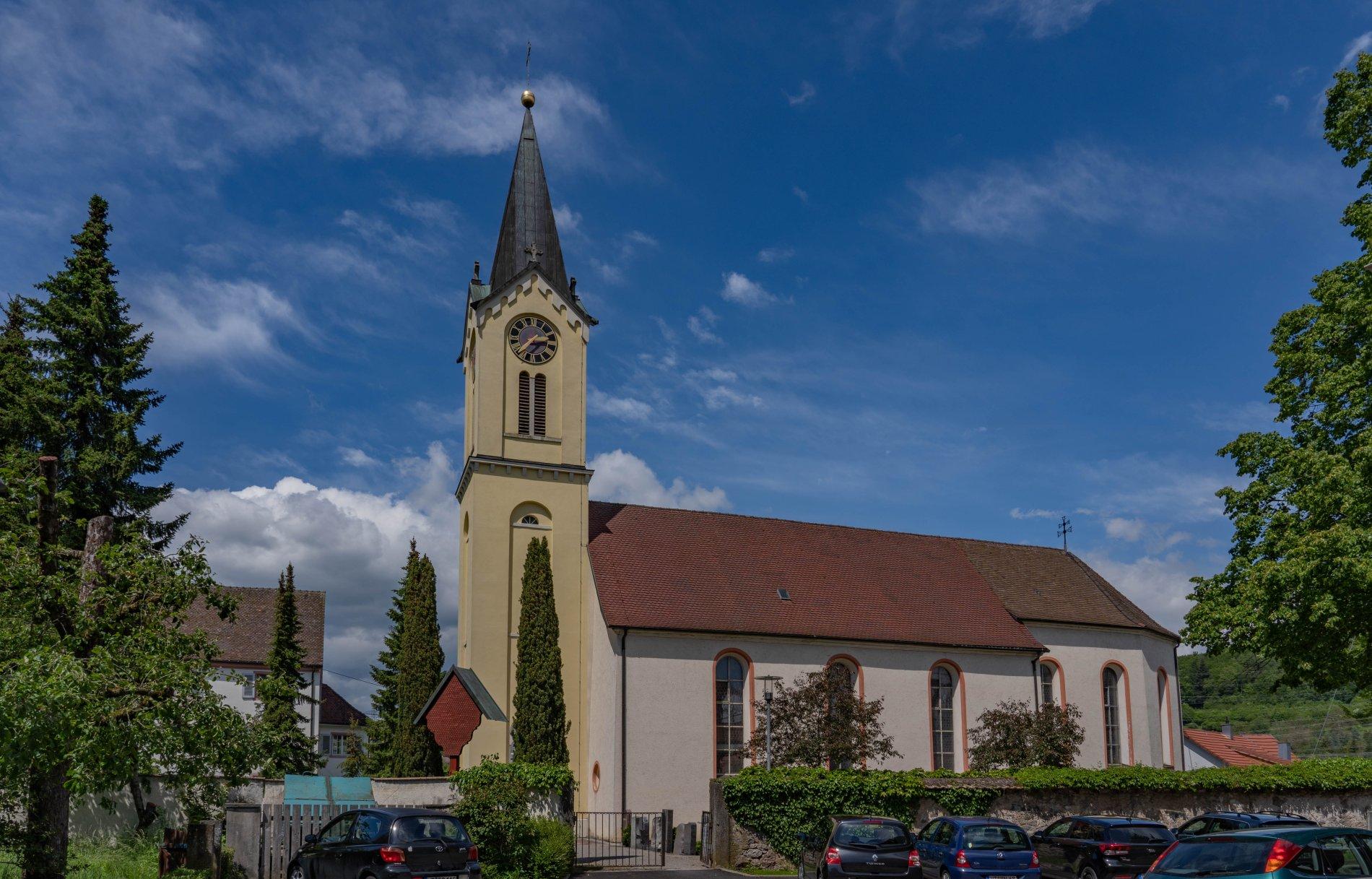Pfarrkirche Gurtweil
