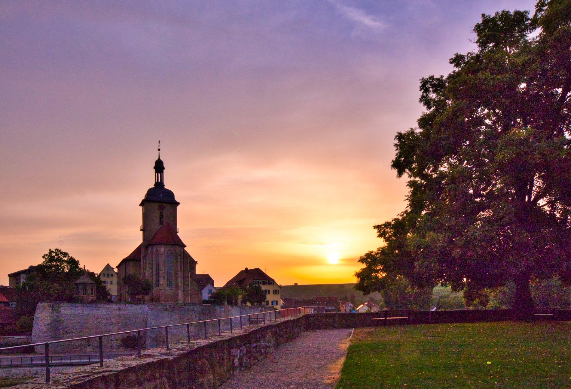 Regiswindiskirche   Lauffen am Neckar   HeilbronnerLand