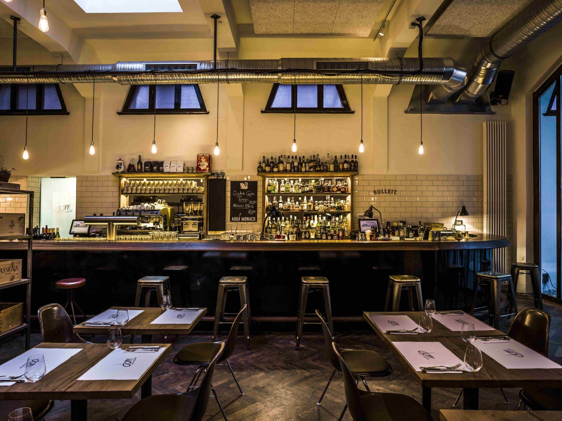 Dom - Grill Kitchen Bar Innenansicht