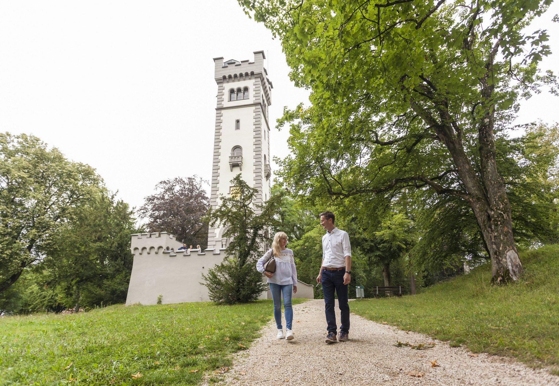Wolfertturm bei Ehingen