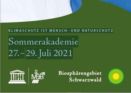 Sommerakademie Klimaschutz ist Mensch- und Naturschutz 2021