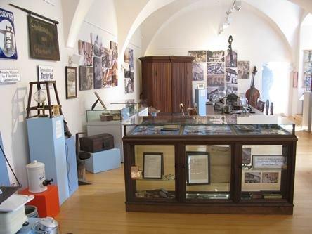 Dauerausstellung Museum / Urheber: Kultur im Schloss e.V.