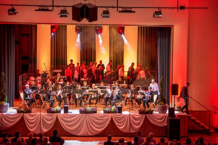 Akkordeon Orchester / Urheber: Stadt Haslach, Kultur und Marketing