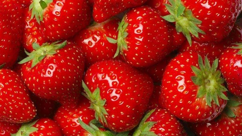 Erdbeeren / Urheber: