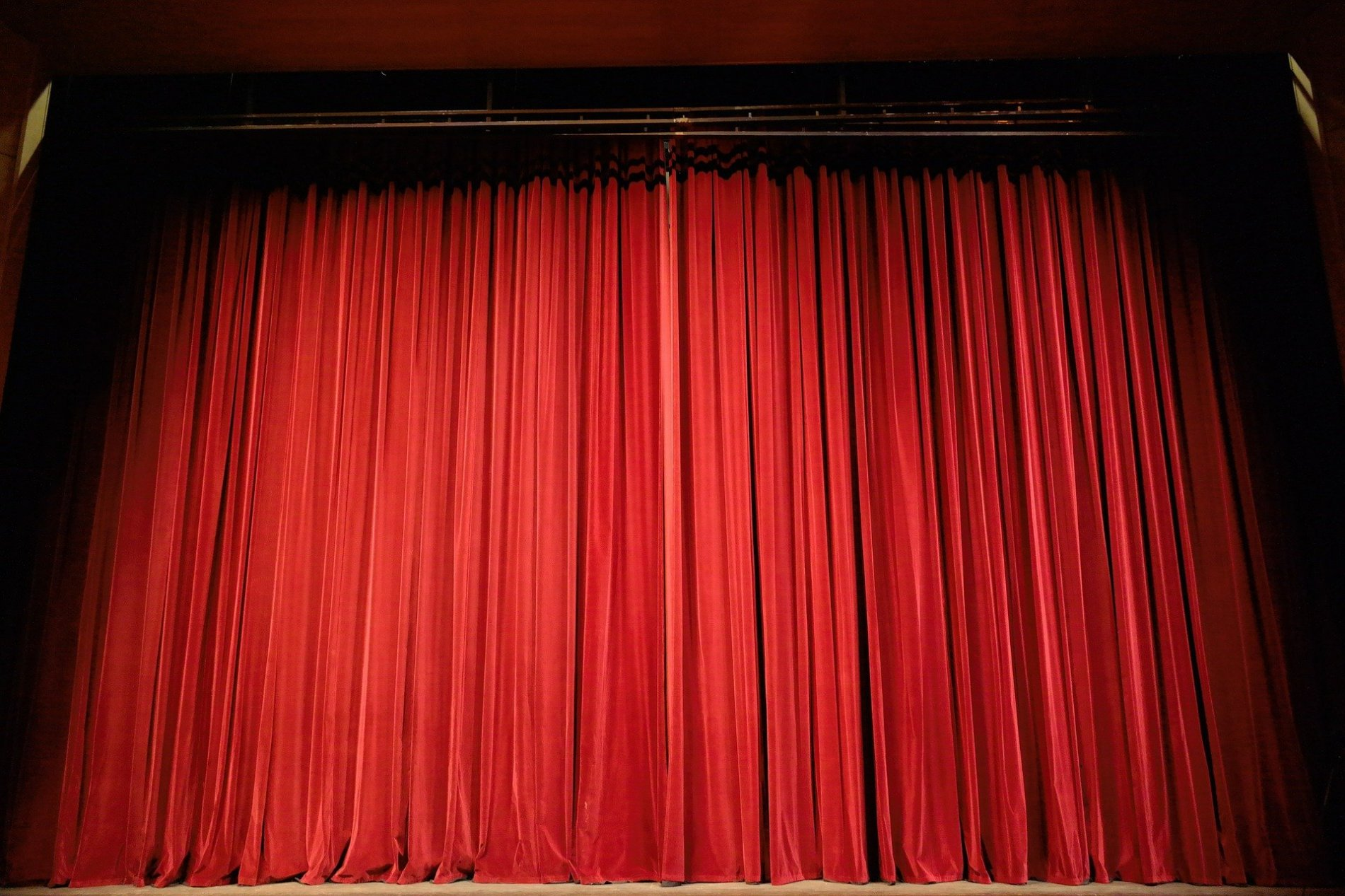 Theater, Bühne, Kino