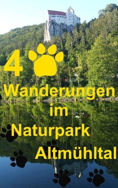 Burg Prunn mit Hund
