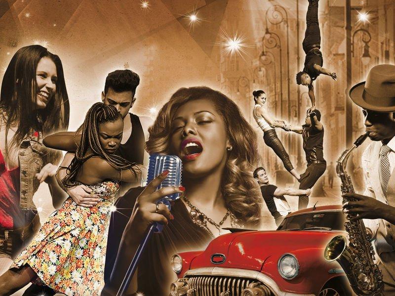 Havana Nights - The Caribbean Dance Musical from Cuba