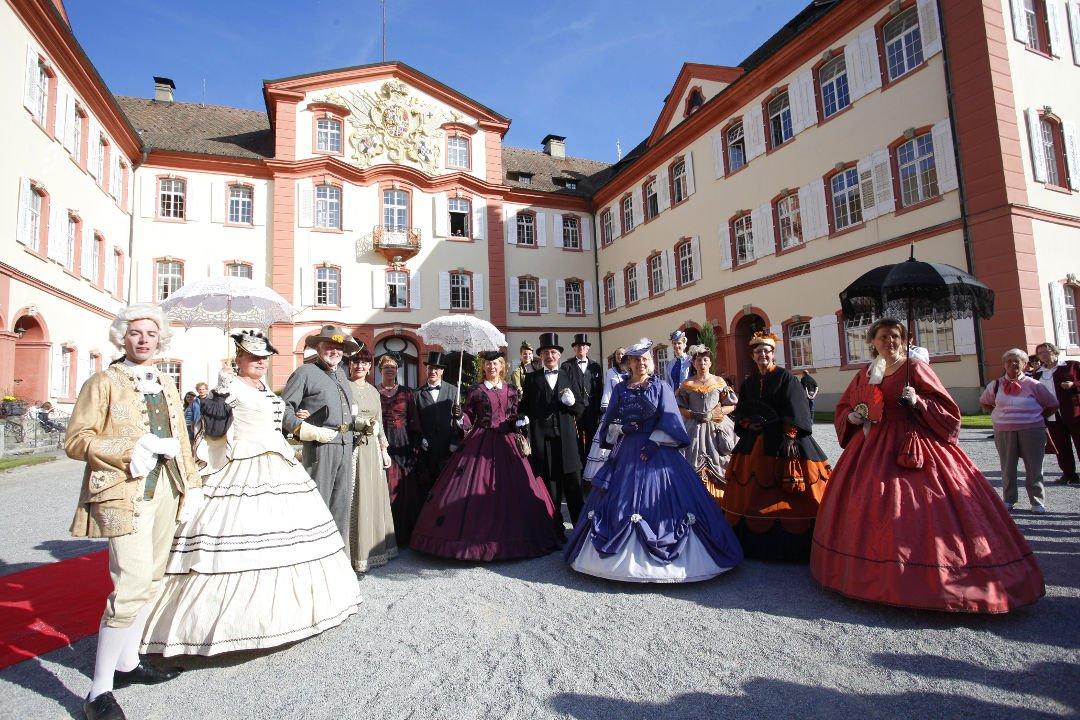Gräfliches Schlossfest - Insel Mainau © Insel Mainau/ Marketing