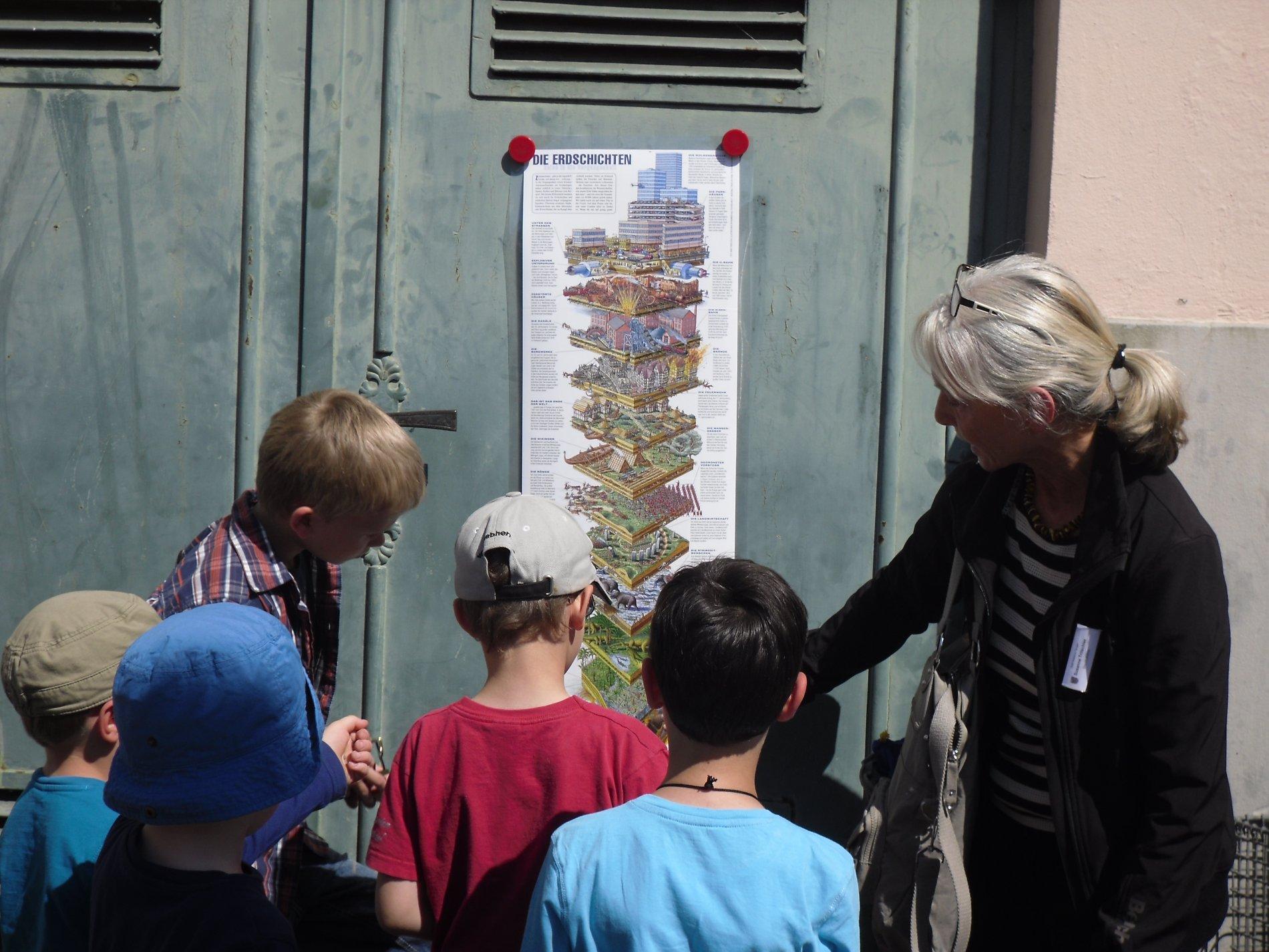 Kinderstadtführung Festung Waldshut